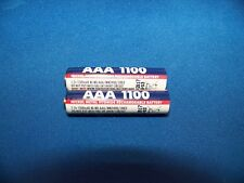 High Capacity 1100mAH AAA (2) Rechargeable Batteries for Panasonic DECT Phones