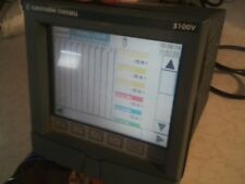 *NICE*..   EUROTHERM Chessell 5100V Graphic DAQ Recorder 100-240VAC NT26207-001-