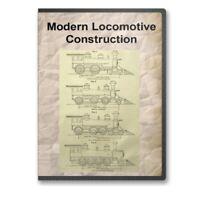 Modern Locomotive Construction on CD Railroad Train Engines - D211