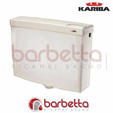 CASSETTA ESTERNA A ZAINO SLIM 116 BIANCA KARIBA 332001