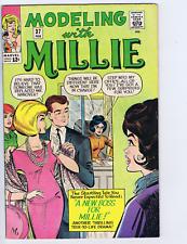 Modeling with Millie #37 Marvel Pub 1965