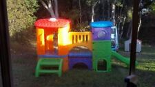 Childrens play equipment