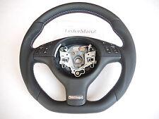 BMW custom muscle steering wheel flat thick E46 E38 E39 E53 M3 M5 manual or SMG