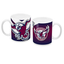 Manly Sea Eagles NRL TEAM Ceramic Coffee Mug Cup Fathers Day Christmas Gift