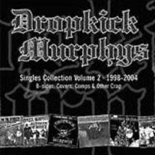 "DROPKICK MURPHYS ""SINGLES COLLECTION VOL.2"" CD NEW"