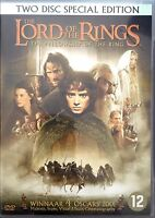 DVD Lord Of The Rings - The Fellowship Of The Ring (Two Disc Special Edition)