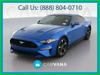 2020 Ford Mustang EcoBoost Coupe 2D Dual Air Bags SYNC AM/FM Stereo FordPass Connect CD/MP3 (Single Disc) Knee Air