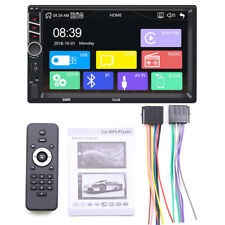 HD 7'' 2DIN Bluetooth Car SUV Stereo Audio MP4 MP5 Radio Player
