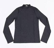 ASOS Women's Turtleneck Long Sleeve Top CK6 Black Size UK10 US:6 NWT