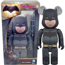 Medicom Be@rbrick Bearbrick Batman v Superman Dawn of Justice Batman 400% Figure
