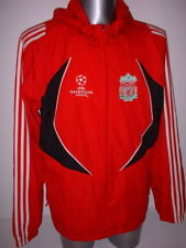 Liverpool Adidas Champions League Jacket Adult L Football Soccer Shirt Jersey