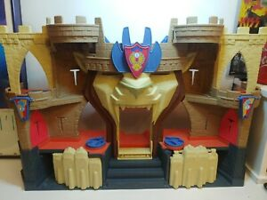 Fisher Price Imaginext Lions Den Castle Lights And Sounds Work - No Accessories
