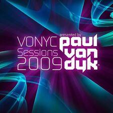 Paul van Dyk, Supermode - Vonyc Sessions 2009 [New CD]