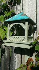 Large Olive Green Bempton Bird Table