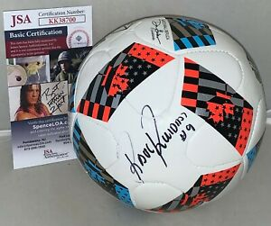 Raul Ruidiaz signed Seattle Sounders mini Logo Soccer Ball MLS JSA