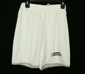 Lotto Youth Athletic Shorts White Size YL