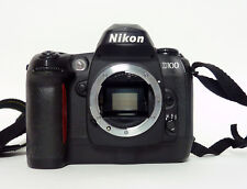 Nikon D100 6.1 MP Digital SLR Camera - Black (Body Only)