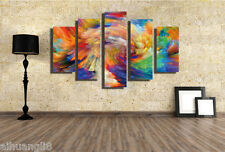 "Huge Modern Home Wall Decor Abstract Art Printed Painting on Canvas""no frame""015"