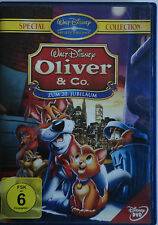 Disney Oliver & Co. (Special Collection) (2012) DVD viele Extras