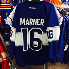 Toronto Maple Leafs NHL Hockey Centennial Classic Mitch Marner Youth S/M Jersey