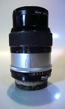 Nikon Micro Nikkor P Auto 55mm f/3.5 Non-Ai Macro Fix Prime MF SLR Lens w/ Caps