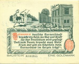 1  Goldmark  Mettmann