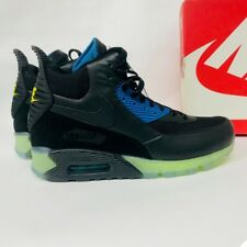 Nike Air Max 90 SneakerBoot ICE 444745-006 Size9 100% Original  🔥