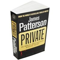 Private - Private Series Book 1 By James Patterson