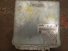 BMW E39 5 SERIES  DIESEL  Engine ECU  0281001373 2247891