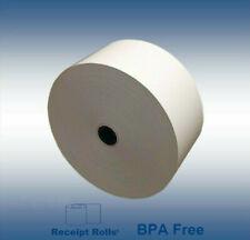 Hyosungnautilustranax 3 18 X 870 80 Gm Hw Thermal Atm Paper Rolls Cso 8 Rls