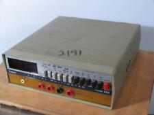 Model 464 D Digital Multimeter Simpson Electric Co