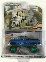 CHASE GREENLIGHT 49030-A 1:64 1974 FORD F-250 MIDWEST FOUR WHEEL DRIVE