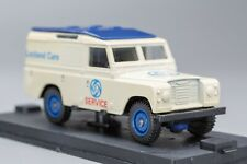 "Land Rover 109 Series II ""Leyland cars service"" VEREM-SOLIDO 1:43"