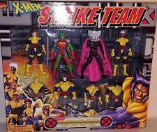 X-Men Strike Team Exclusive Super Skrull Banshee Storm Wolverine Jubilee Forge