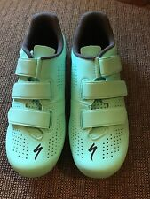 Specialized Spirita Road Cycling Shoes Women's 39 (US 8 ) Light Turquoise