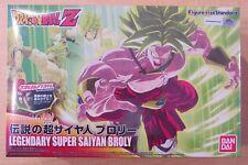 Bandai DRAGONBALL Z LEGENDARY SUPER SAIYAN BROLY MODEL KIT
