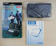 Calculadora Casio digital Diary sf-4600c-w 64 KB sin usar!