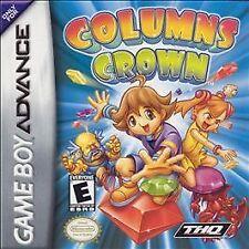 Columns Crown  (Nintendo Game Boy Advance, 2002)