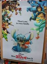 Lilo and Stitch 3D Lenticular Movie Poster 27x40