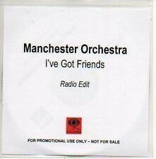 (970D) Manchester Orchestra, I've Got Friends - DJ CD