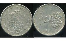 MEXIQUE 5 pesos 1981  ( bis )