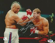 Tommy Morrison Signed 8x10 Photo PSA/DNA COA Picture Heavyweight Champion Auto'd
