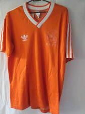 "Holland 1985-1988 Home Football Shirt Size 40""-42"" chest /9992"