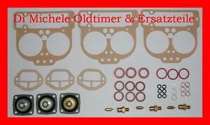 Fiat Dino , Ferrari Dino 3x 40 Dcnf Weber Carburateur Kit ,Joints,Service