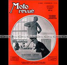 MOTO REVUE N°1163 DKW RT 175, 250-2 & 350 SALON LONDRES CYLINDRES EN FONTE 1953