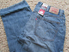 NEW LEVIS 559 RELAX STRAIGHT JEANS 005590178 MENS 30X30 FREE SHIP