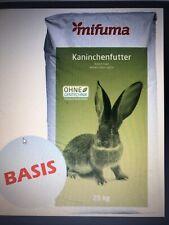 MIFUMA Kaninchenfutter BASIS 25kg