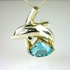 Collares y colgantes de joyería con gemas naturales colgantes, ocasiones especiales