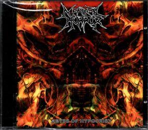 Mental Horror - Abyss of Hypocrisy CD
