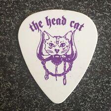OFFICIAL HEADCAT Guitar Pick - Danny B Harvey - Lemmy Kilmister Last 10 Picks